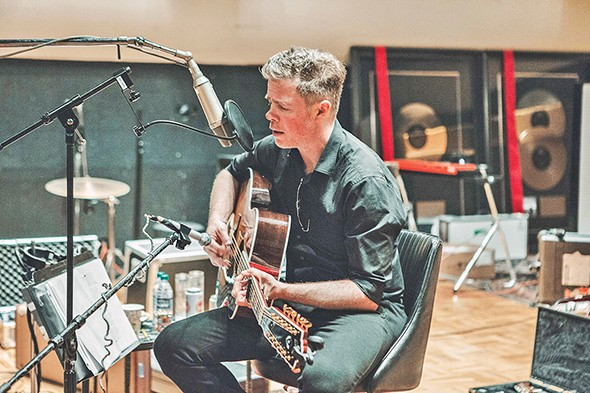 Singer/songwriter Josh Ritter plays Sunday at Tower Theatre. - DAVID MCCLISTER / PROVIDED