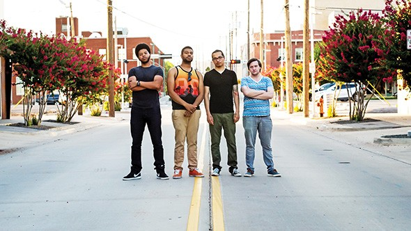 Original Flow and The Fervent Route performs 6 p.m. Saturday following the Pride parade. - PROVIDED
