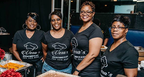 Vesa's Soul Food will be a food vendor at the second Black Foodie Summit. - PROVIDED