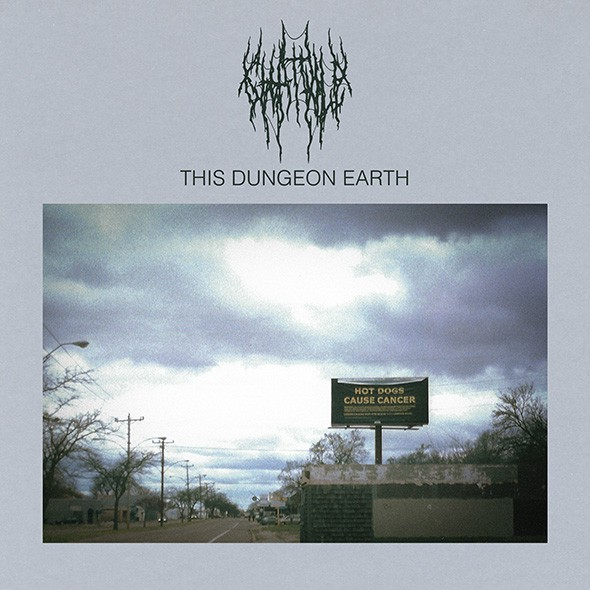 This Dungeon Earth, Chat Pile's debut EP, was released in May. - PROVIDED