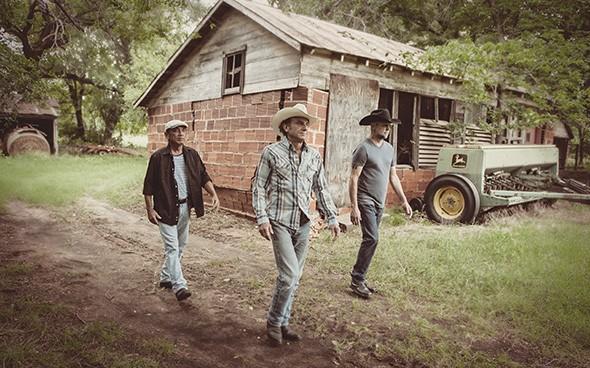 Red Dirt Rangers - PROVIDED