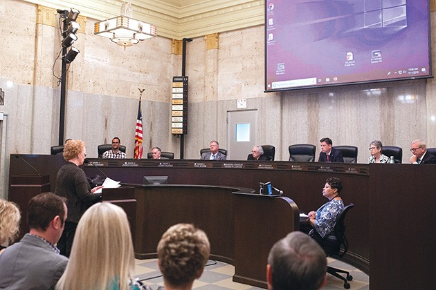 Oklahoma City Council had two of the four MAPS 4 special meetings last week. The next one is July 31. - ALEXA ACE