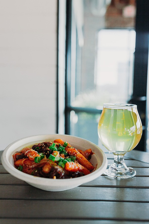 Sura Eats is a concept at Parlor that started at the original Kansas City, Missouri, location. - ERIN HASSETT / PROVIDED