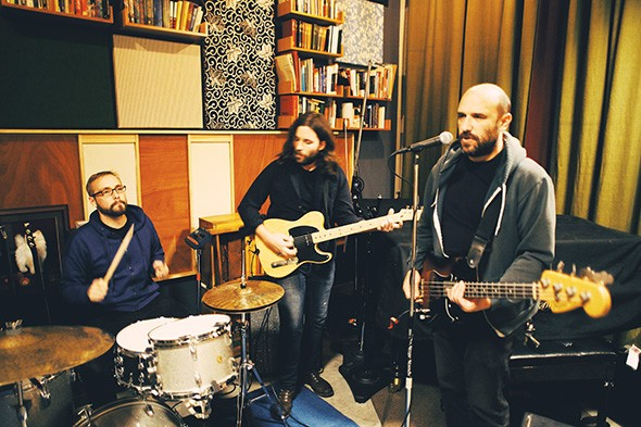 Pedro the Lion plays Aug. 8 at Tower Theatre. - RYAN RUSSELL / PROVIDED