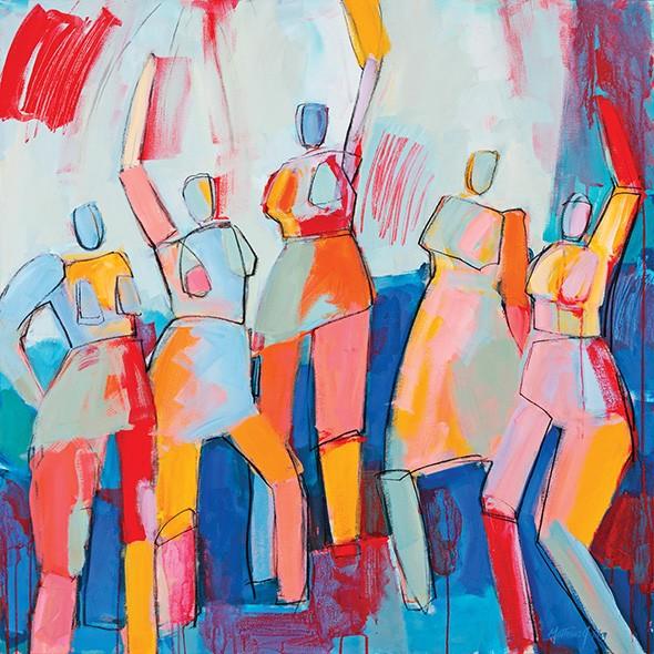 """All My Sisters"" by Janice Mathews-Gordon - PROVIDED"