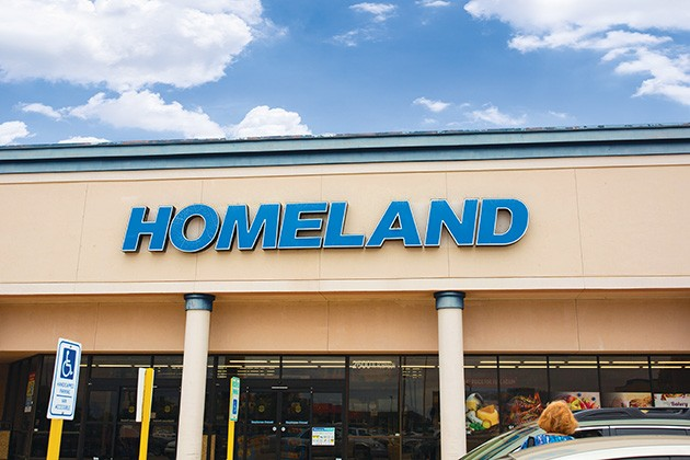 Homeland officials announced the company's intent to open a full-service store of roughly 30,000 square feet in northeast OKC. - ALEXA ACE