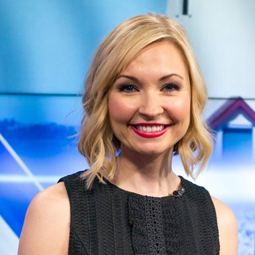 Lacey Lett is a multimedia broadcaster at KFOR with a background in print, radio, television and advertising who lives in OKC with her husband Josh and dog Debbie Hairy. - PHOTO PROVIDED