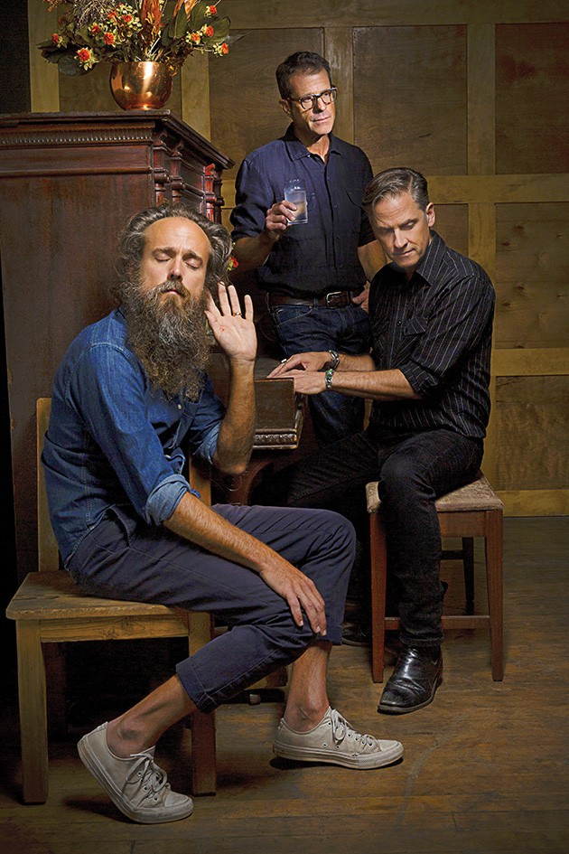 Calexico and Iron & Wine play 8 p.m. Sept. 30 at Tower Theatre. - PIPER FERGUSON / PROVIDED