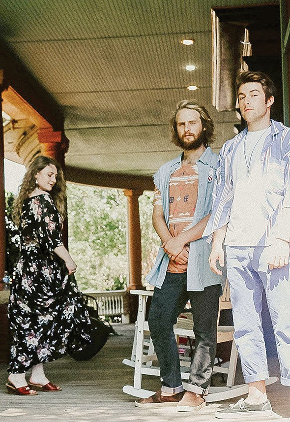 The Indigos play Groovefest 7 p.m. Oct. 6 at Andrews Park in Norman. - PROVIDED