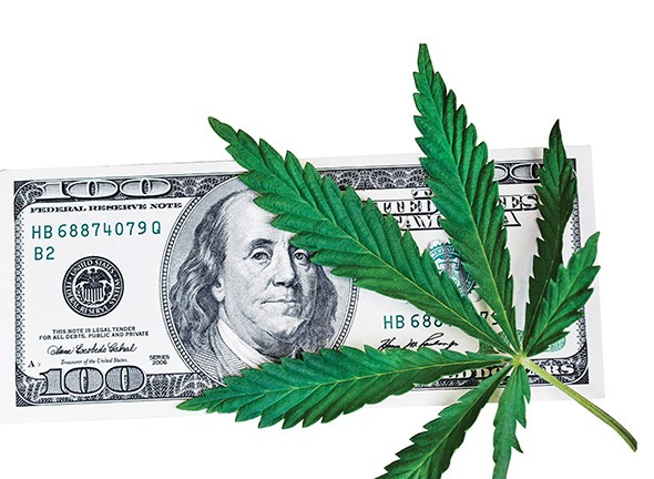 Oklahoma cannabis prices have stayed constant over the last six months. - BIGSTOCK.COM