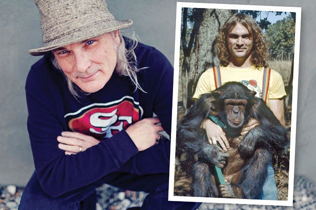 Bob Ingersoll has worked with hundreds of captive primates throughout his career and describes himself as a tireless champion for them. - BOB INGERSOLL / PROVIDED
