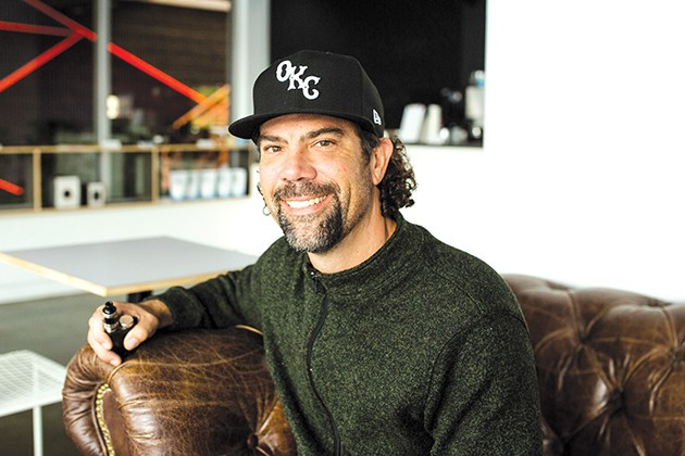 Lance Kimball owns Simple Cure and Flagship Vapor. - ALEXA ACE