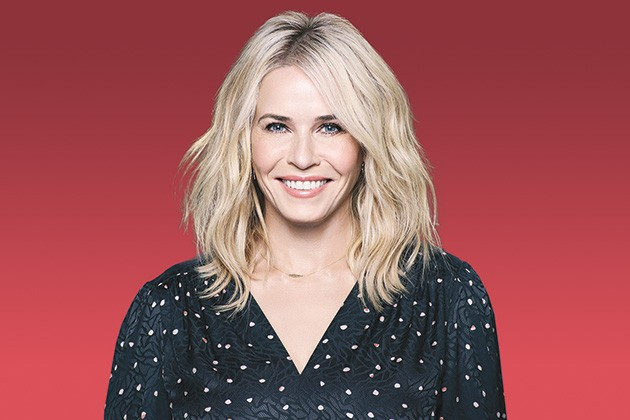 Chelsea Handler performs 8 p.m. Saturday at The Criterion. - PROVIDED
