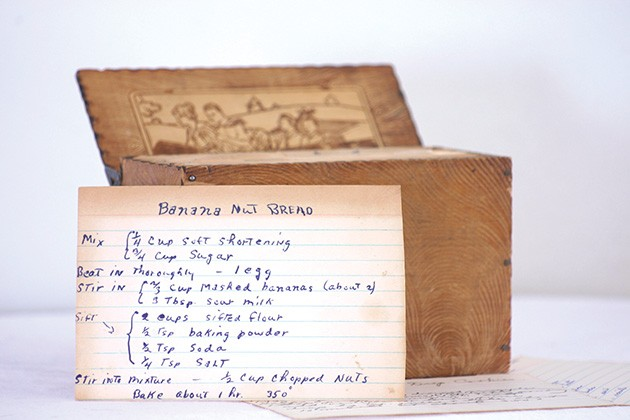 Recipe boxes used to be a kitchen staple, but many are being lost to time. - BIGSTOCK.COM