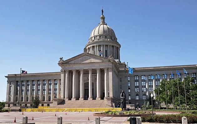 Oklahoma State Capitol - BIGSTOCK.COM