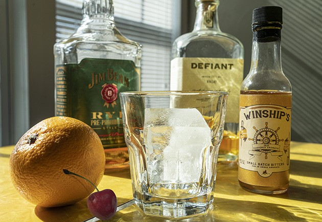 Barkeep Supply carries an array of specialty products, including Norman-based Vault Ice and OKC-based Winship's Bitters. - PHILLIP DANNER