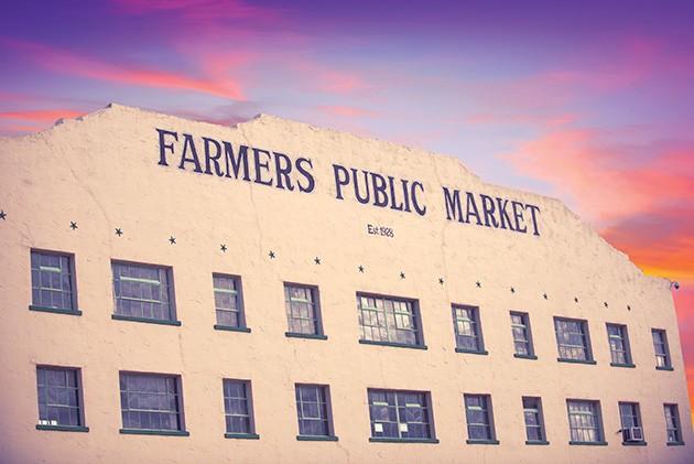 OKC Farmers Public Market, 311 S. Klein Ave., hosts a market every Saturday from 9 a.m. to 2 p.m. Visit okcfarmersmarket.com. - MIGUEL RIOS