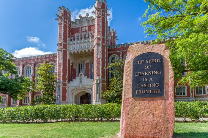 University of Oklahoma - BIGSTOCKPHOTO.COM