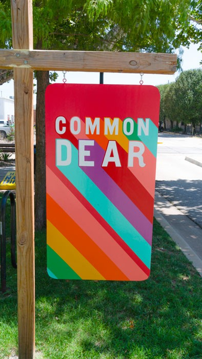 Common Dear - PHILLIP DANNER