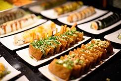 Enjoy a Vegas-style buffet without leaving OKC