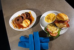 Urban Johnnie Bar & Grille, a concept from Johnnie's Charcoal Broiler, is a more upscale blend of classic burgers with a variety of new items.