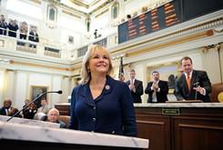 Oklahoma's 55th legislative session kicked off last week as the governor doubled down on her inaugural address themes.