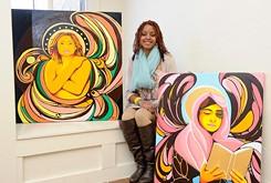 Cover Story: Powerful new exhibit celebrates <em>Women in War Zones</em>