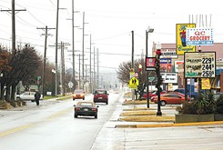 BLOG: Council will consider sidewalk funds for bus stop pads