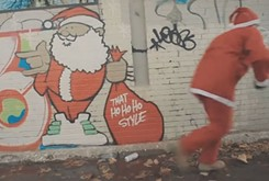 See it: Jabee's 'Christmas Raps' video