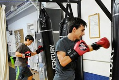 Kickboxing, martial arts offer more than physical fitness