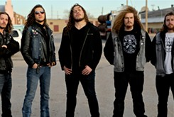 There's no one way to DIY, but Oklahoma hard rock outfit Anti-Mortem found the most quintessentially Oklahoma way to throw its own shows in the earliest days of the band.