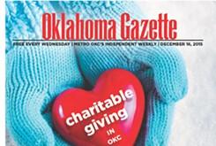 Cover Story Teaser: Charitable giving in OKC