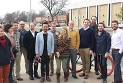 VIDEO: Group walks Classen to dream up improvements