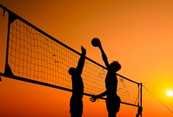 Jesus House hosts volleyball tournament, fundraiser this weekend