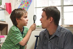 The swooning of critics over <i>Boyhood</i> has reached near-embarrassing levels. But there's no getting around it; this is a remarkable movie.