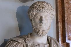 Roman emperors visit the metro in borrowed exhibit