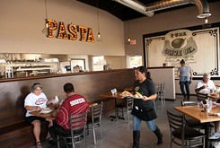 Victoria's Pasta Shop, 327 White St. in Norman has dished up local favorites since it moved there in 2002.
