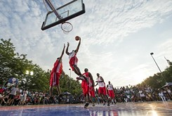 Street ballers to compete in Red Bull Reign competition