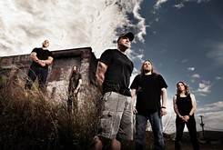 All That Remains offers up basic hardcore elements, diversifies with chutzpah