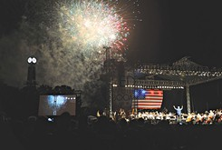 <em>Red, White and Boom!</em> provides soundtrack to Fourth of July celebration