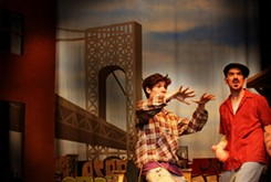 Pollard Theatre Company raises the bar with <i>In the Heights</i>