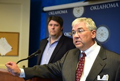 Republicans call for immigration reform from Oklahoma delegation