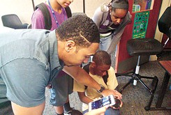 Film program for at-risk youth provides creative outlet, movie-making education