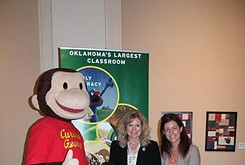 OETA hosts a youth writers' fair at The Oklahoma City Zoo's Rosser Conservation Education Center Jan. 30.