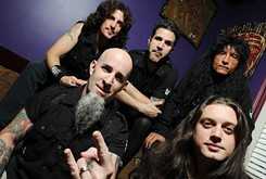 Veteran rock act Anthrax returns to Rocklahoma with new music