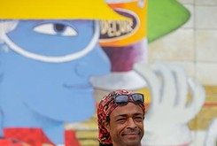 New Norman mural brings community together, brightens intersection