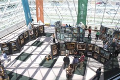 Artists, art collectors, visitors benefit from Oklahoma Artists Invitational