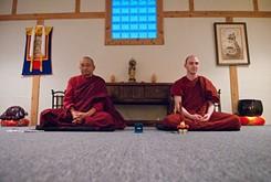 To balance stress, try meditation and tai chi
