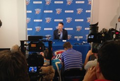 Thunder GM discusses keys to longterm success