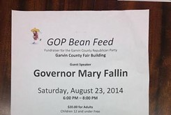 BLOG: KKK flyer sparks controversy, Fallin not going to GOP event